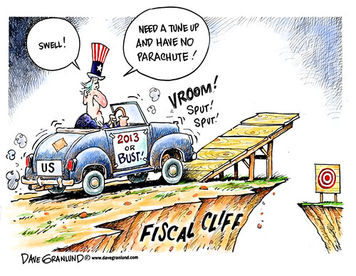 (fear) the Fiscal Cliff... | by MyEyeSees