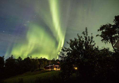 Aurora Borealis August 2016