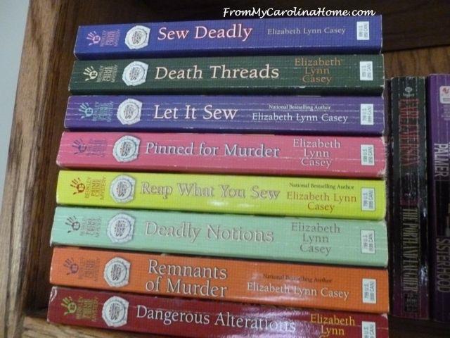Casey books