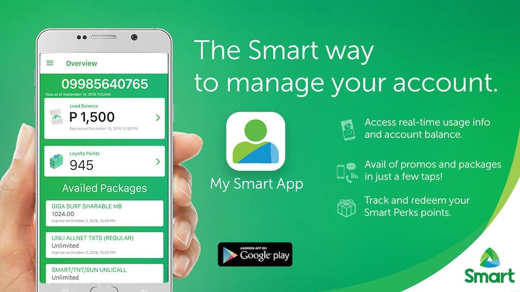 MySmart-app