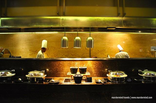 Buffet Dinner at Signatures Restaurant Hotel Indonesia