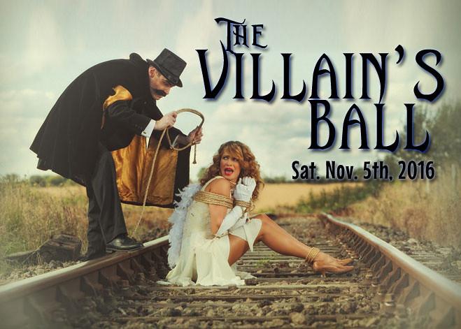 Villains Ball Promo