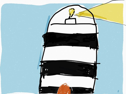 Y2 Lighthouse Sketches