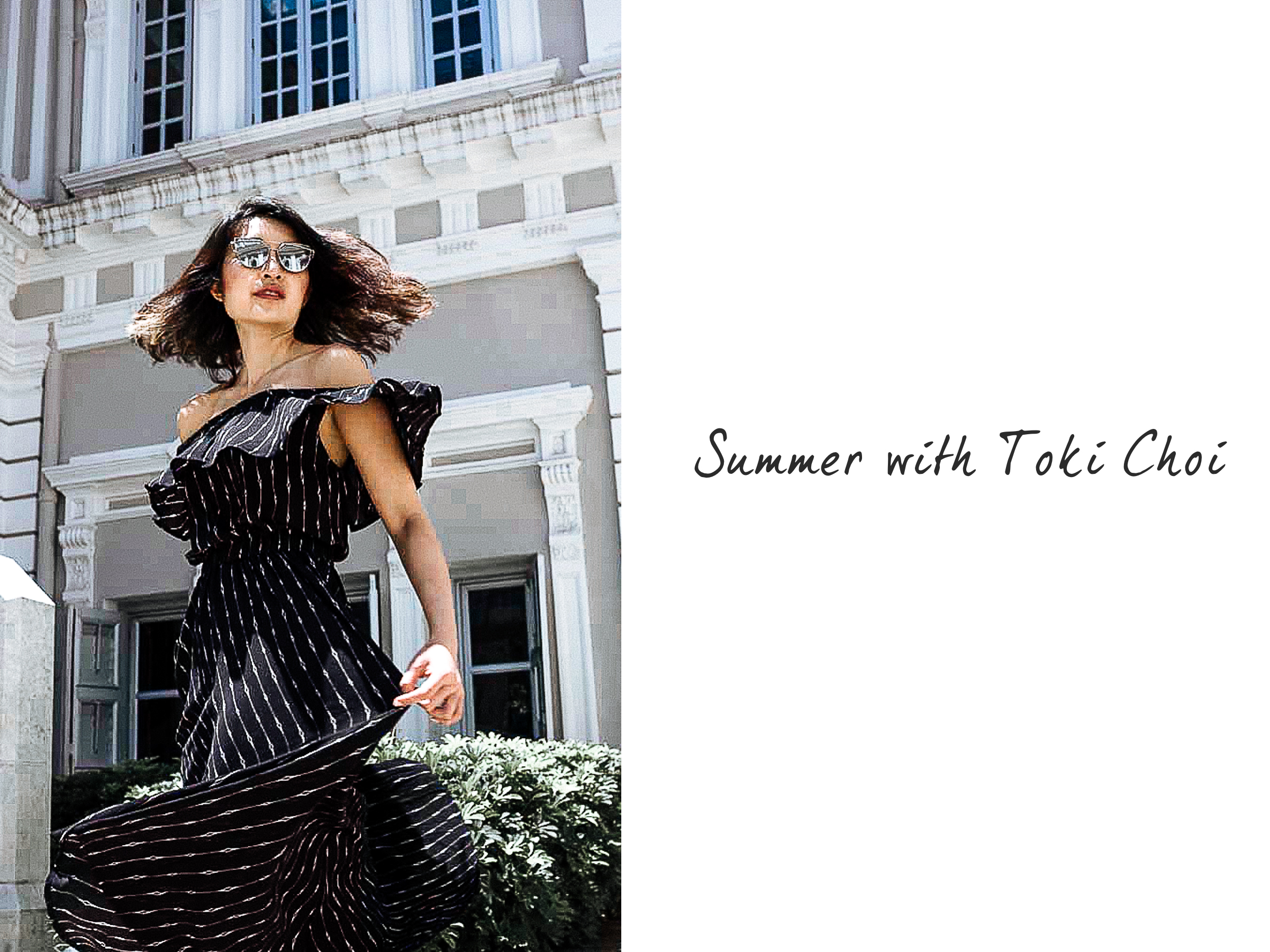 Summer with Toki Choi