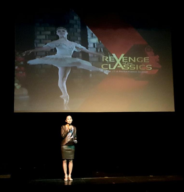 Ballet Manila 21st Season Performance #RevengeoftheClassics