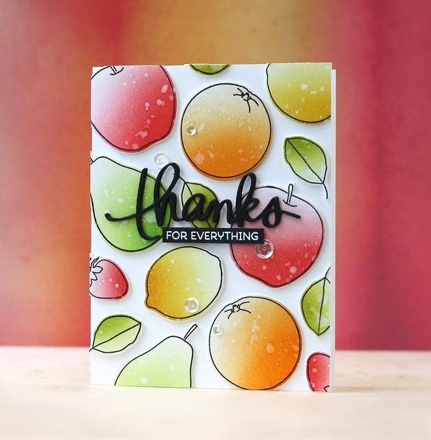 Mama Elephant-Fresh Fruits