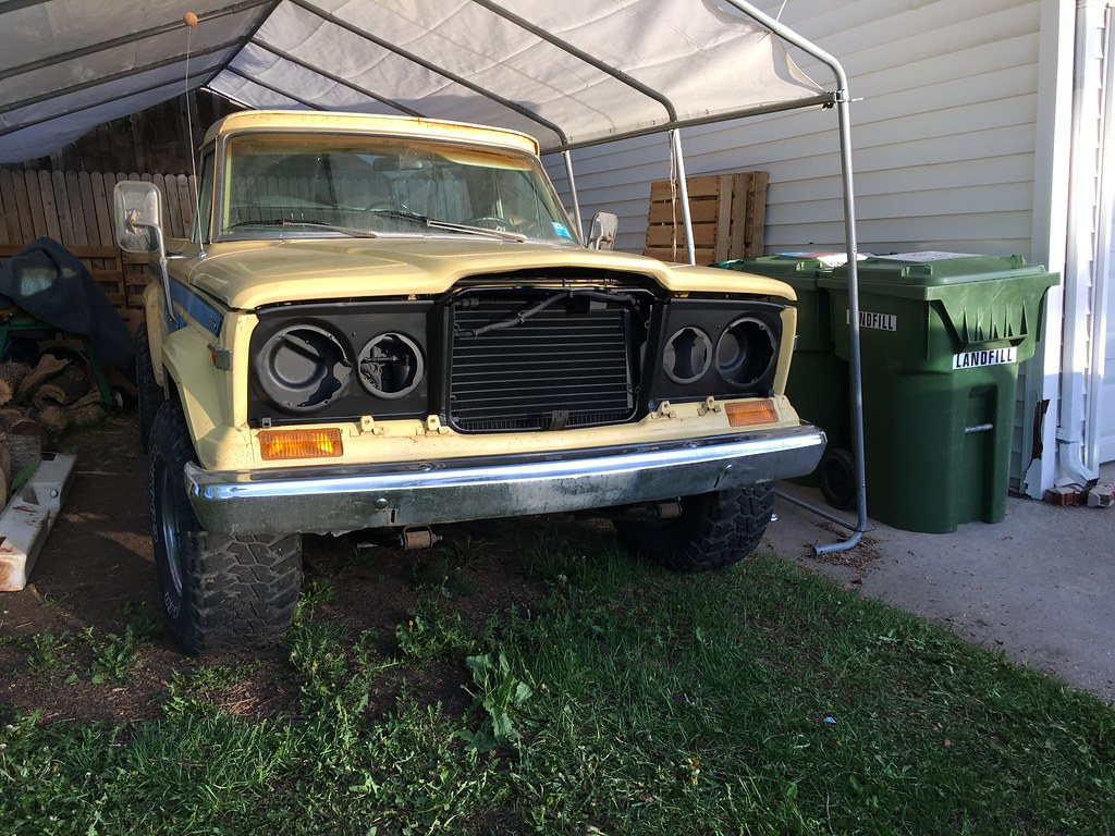 full lots honcho jeep screen for sale indy