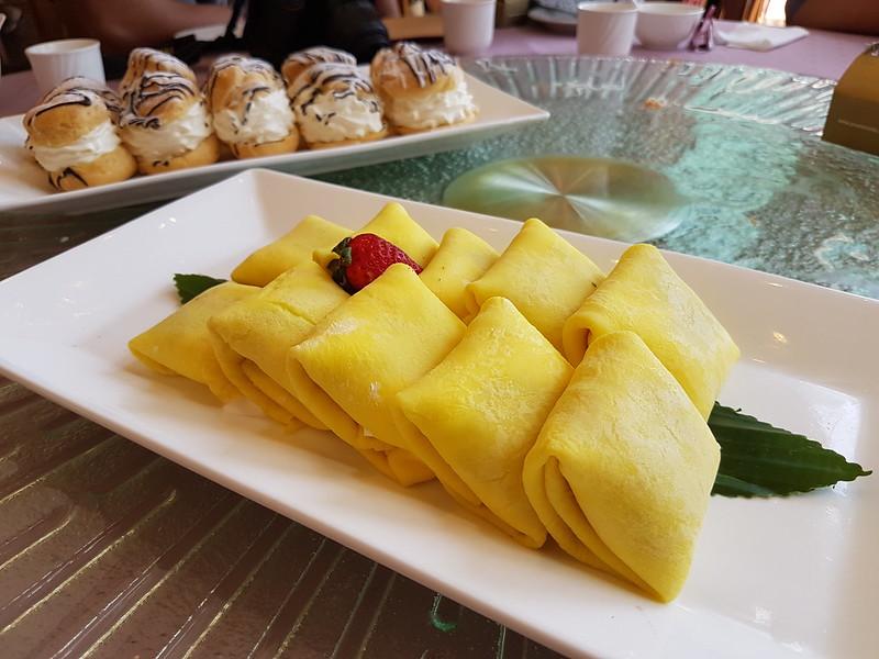 Durian bah!