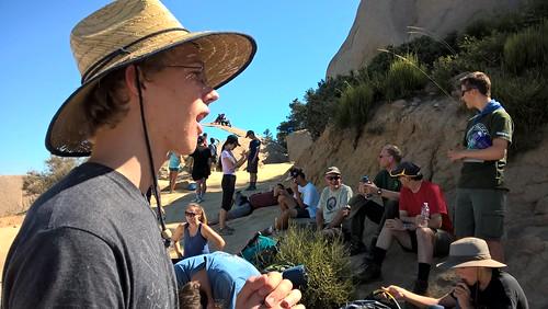 2016-07-17 Mount Woodson hike