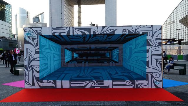 Projet Saato Street art La Défense 9 copie