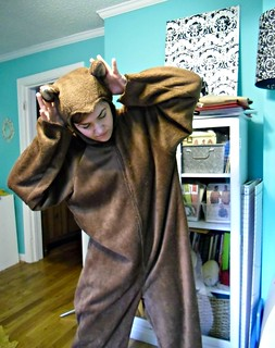 Bear costume | by lladybird