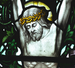 Christ crucified by AK Nicholson