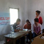 Medical Camp at Changlang