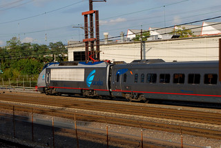 Amtrak Acela | by BeyondDC