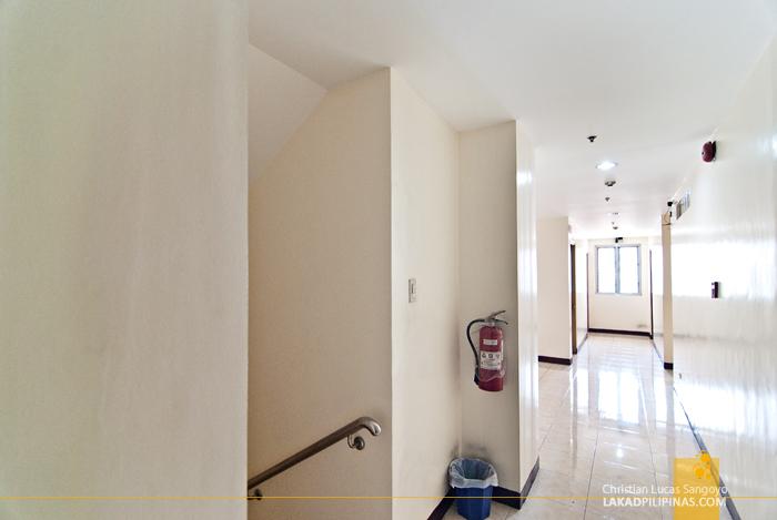 Hotel 45 Baguio Hallway