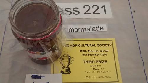 Bowes Show prizes Sept 16 (1)