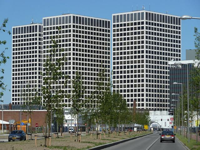 Kantoorgebouw Europoint