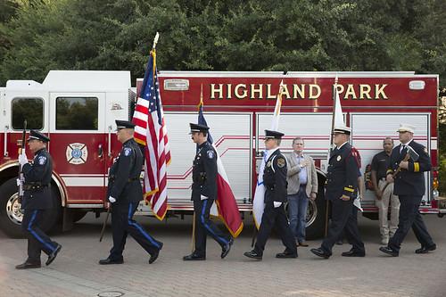 9/11 Anniversary Ceremony