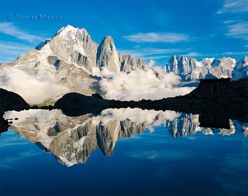 Lac Blanc ( Chamonix) , game of mirrors. _DSC4358 r esf ma | by tomas meson