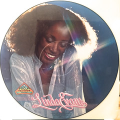 LINDA EVANS:DON'T YOU NEED(RECORD SIDE-B)