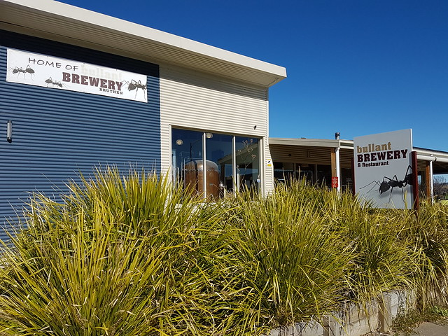 Front of the Bullant Brewery