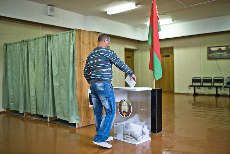 Belarusian parliamentary elections 2016