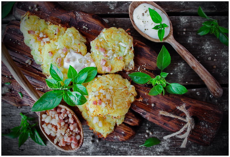 ...latkes white turnips