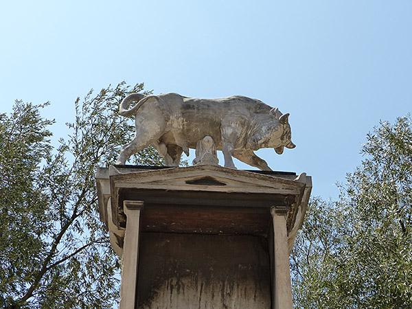 le cimetière du céramique 11