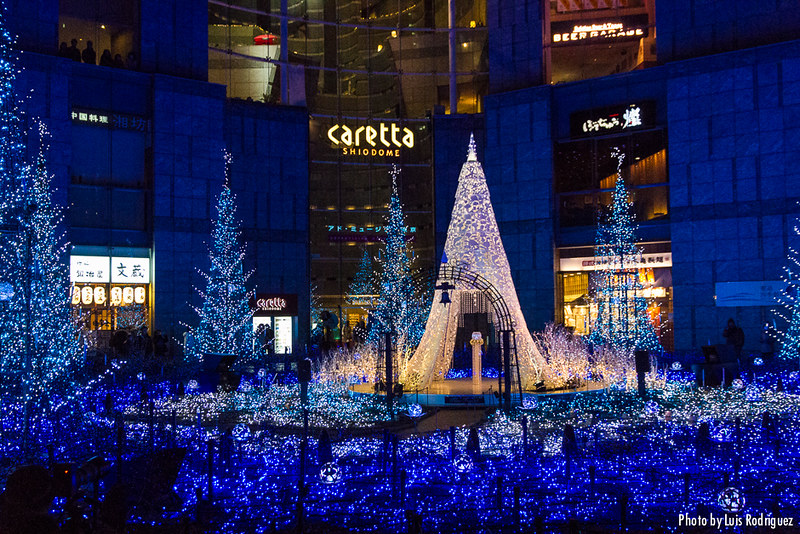 Luces Navidad Caretta Shiodome-20