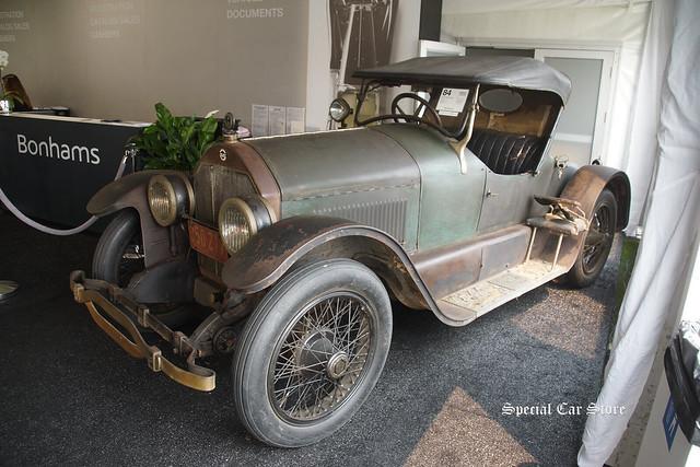 1921 STUTZ SERIES K BEARCAT