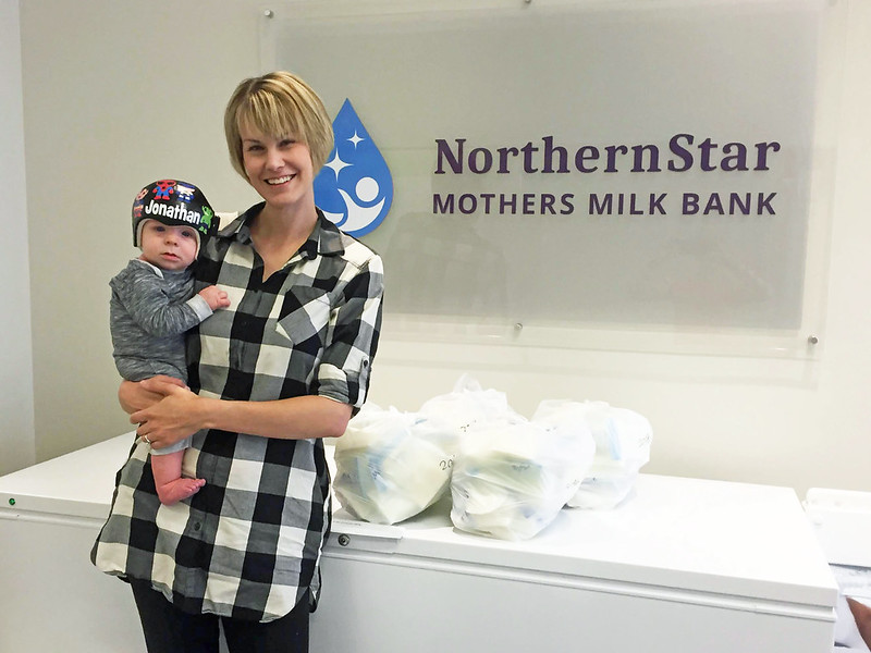 NorthernStar Mothers' Milk Bank Donation