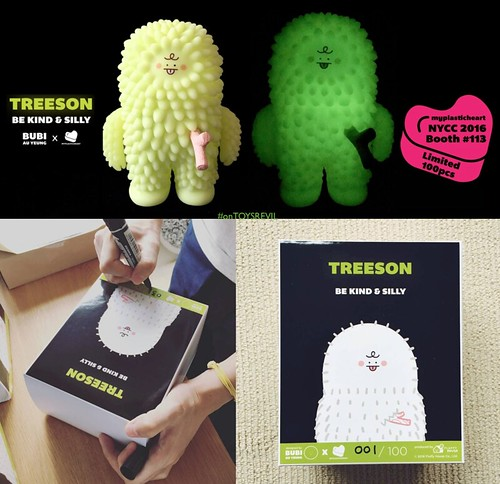 BE SILLY TREESON