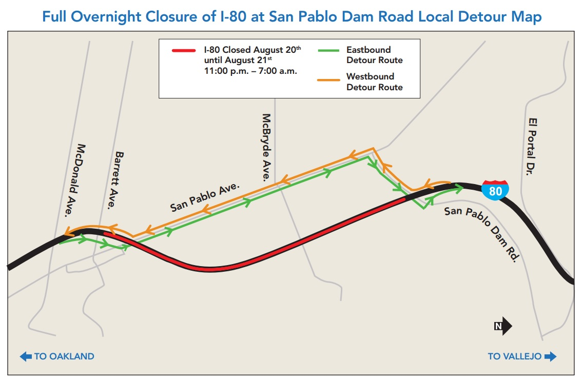 damroad closure