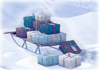 giftboxes. | by What Next/Winter Thorn