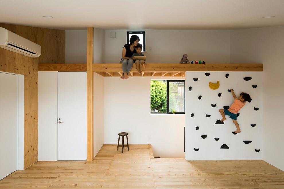 Минималистический дом в Японии. Проект Tukurito Architects