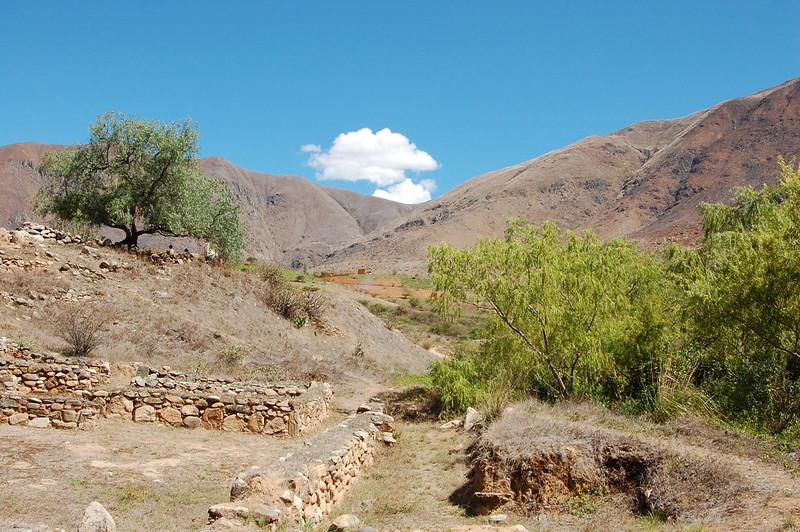 Views from Kotosh, Huánuco, Peru