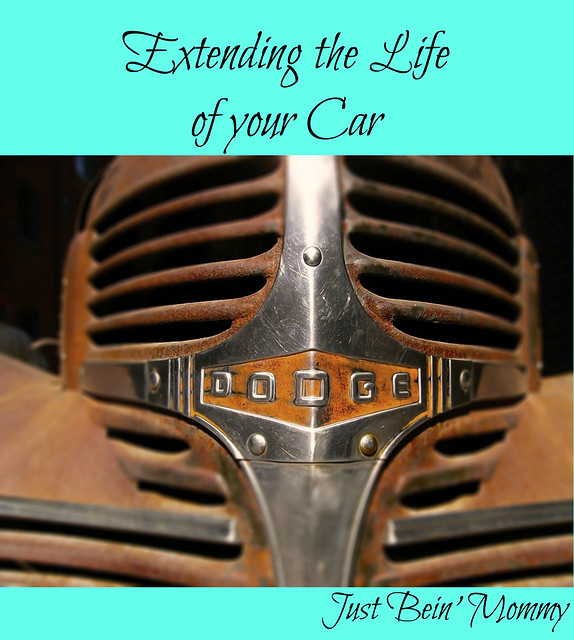 extend the life of your car