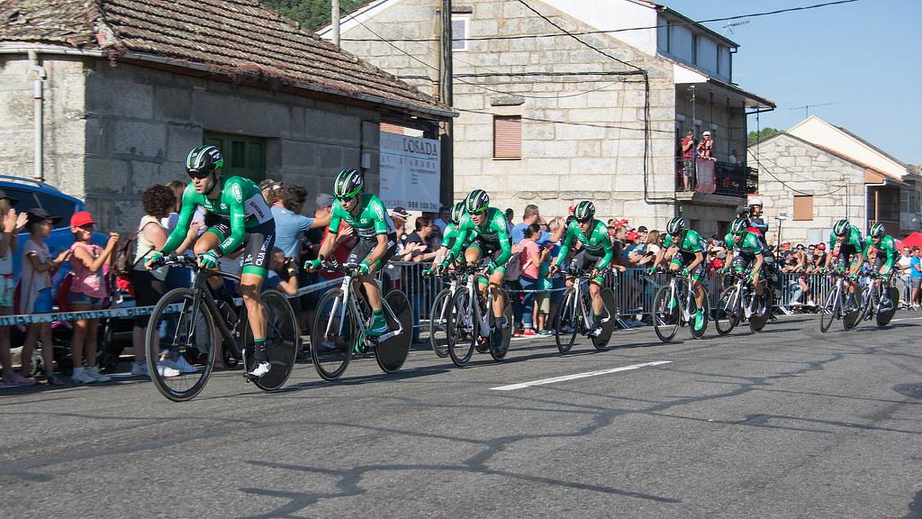 Vuelta a España 2016 CRE Laias - Castrelo de Miño 28505029534_596a3920ea_b