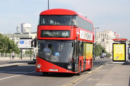 Metroline LT547 LTZ1547