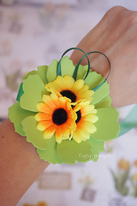 Sunflowers bachelorette party - Addio al nubilato con girasoli