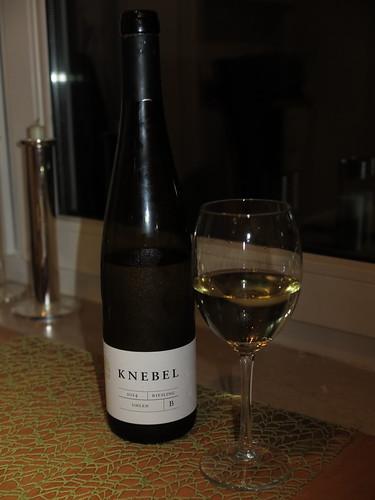 Riesling vom Weingut Knebel