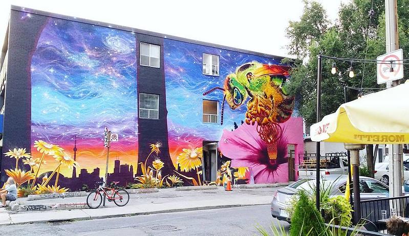 Toronto street art / etdrysskanel.com