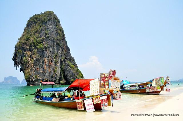 Koh Rang Nok - Bird Nest Island Krabi