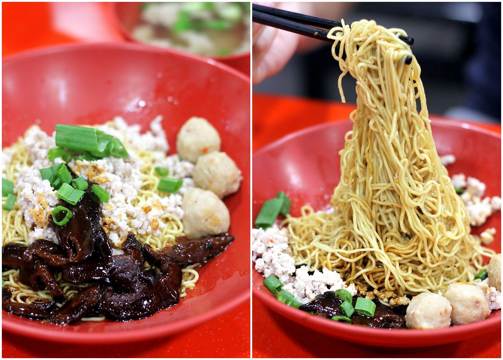 Supper Spots in the West: Ding Ji Teochew Noodle