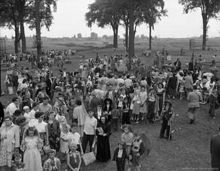 La fête de la jeunesse, 19 juin 1965 au Parc Jarry