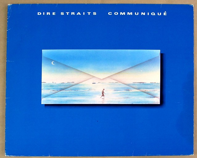 "DIRE STRAITS COMMUNIQUE Germany 12"" LP VINYL"