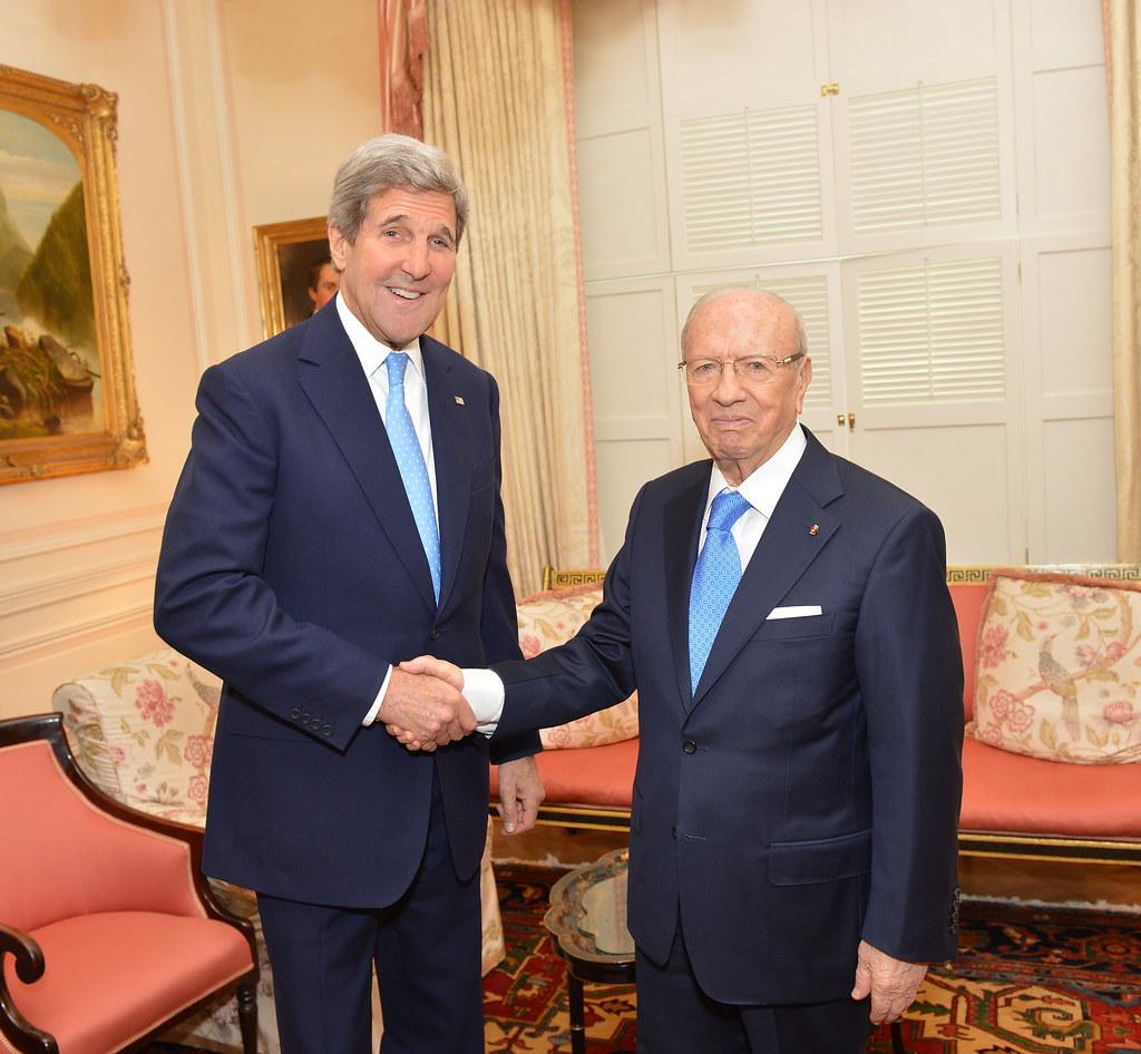 """President Essebsi Begins """"World Tour"""" in New York"""