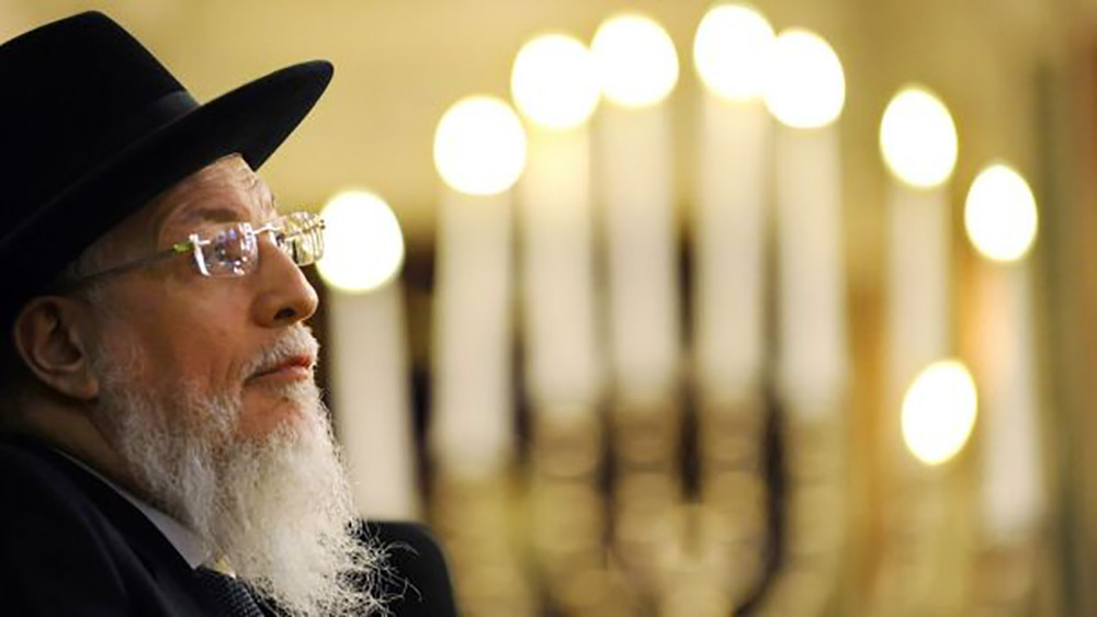 Tributes Paid Following Death of Tunisian Born Chief Rabbi of France