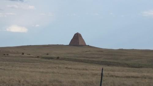 Ames Railroad Monument
