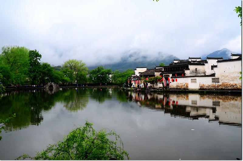 黃山宏村南湖 4